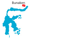 map bunaken diving sulawesi small